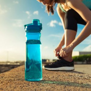 how to carry water while running